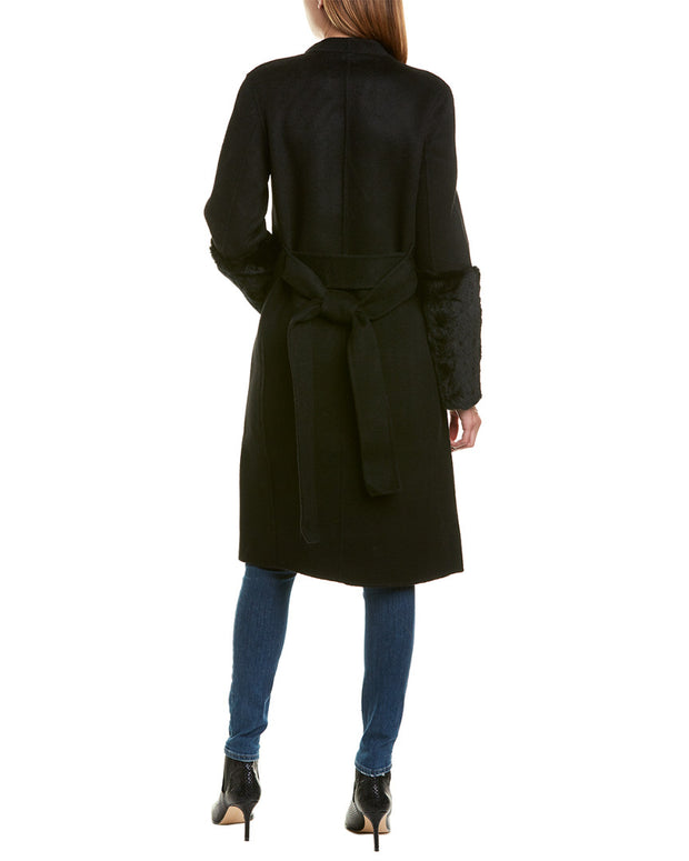 Annabelle New York Beth Wool Coat