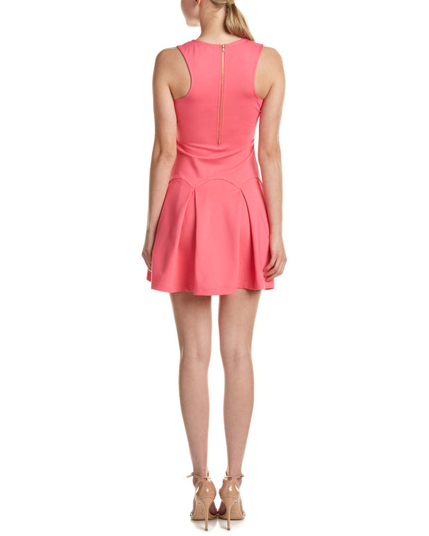 Parker Pleated A-Line Dress