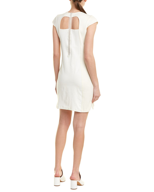 Quinn Cutout Shift Dress