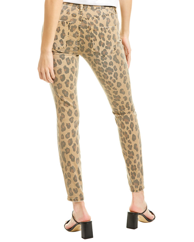 Blank Nyc The Bond Jungle Cat Mid-Rise Skinny Leg