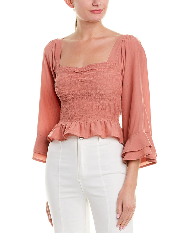 Sage The Label Ruby Top