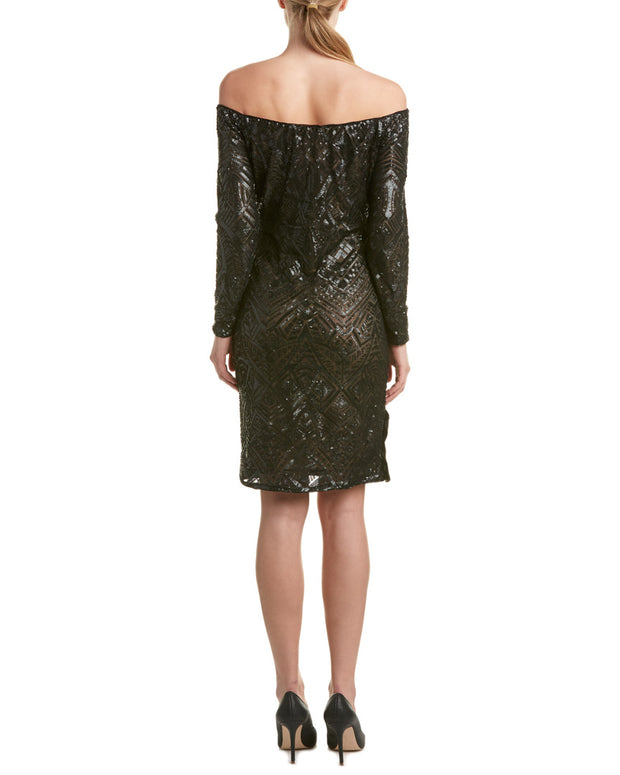 Bcbgmaxazria Eunice Cocktail Dress