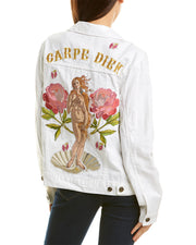 Jakett Birth Of Venus Denim Jacket