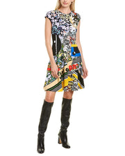 Mary Katrantzou Pinto A-Line Dress