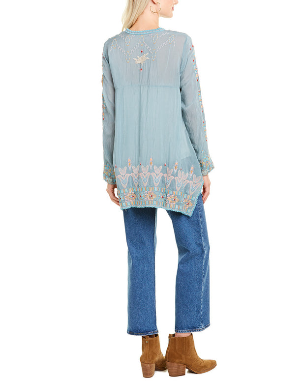 Johnny Was Jardin Tunic