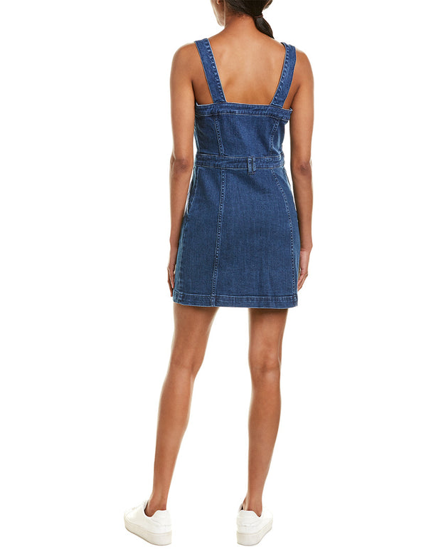 Bishop + Young Cheyenne Denim Shift Dress