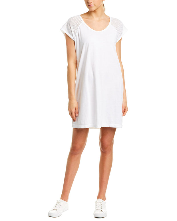 Michael Stars Mesh Shift Dress