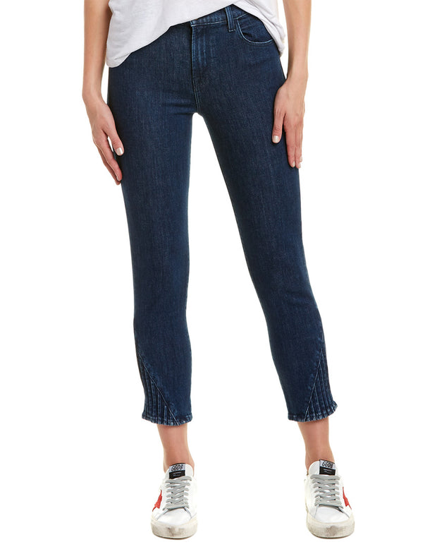 J Brand Ruby Match High-Rise Crop