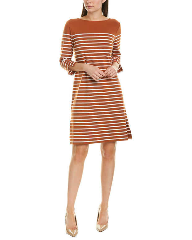 Lafayette 148 New York Daytona Shift Dress