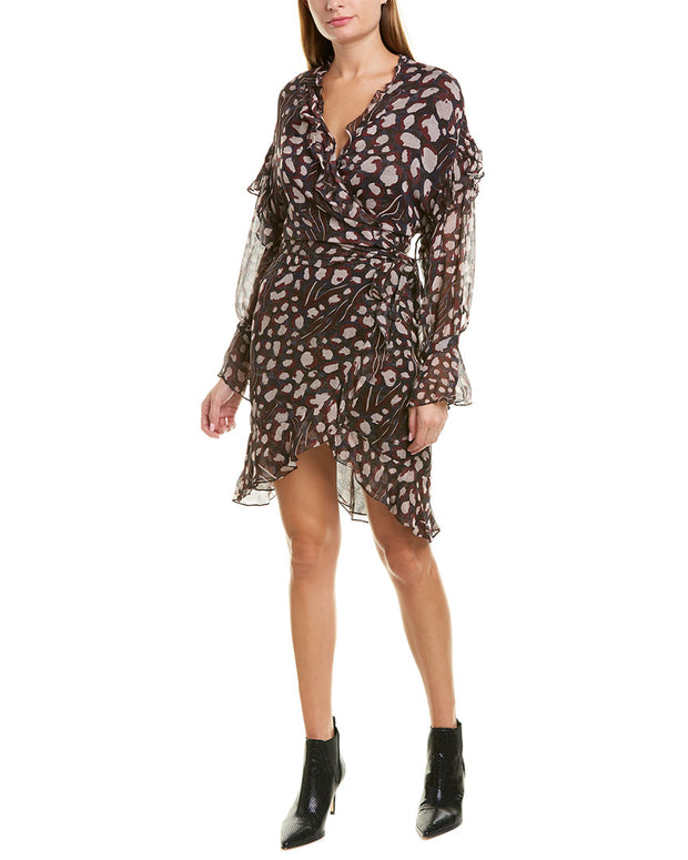 Iro Linger Wrap Dress