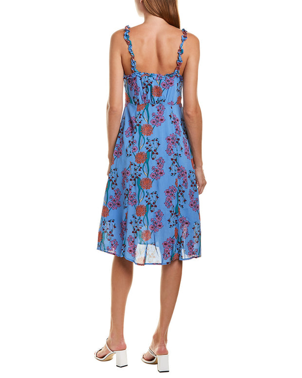 Astr The Label Crepe Sundress