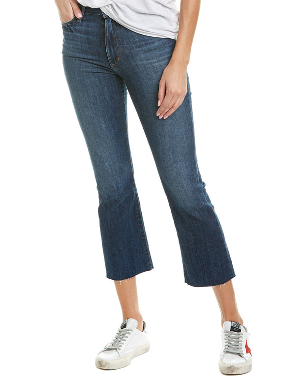 Joe's Jeans High Rise La Jolla Crop Boot Cut
