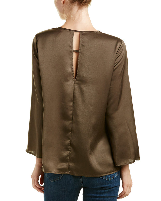 Bcbgeneration Bell-Sleeve Top