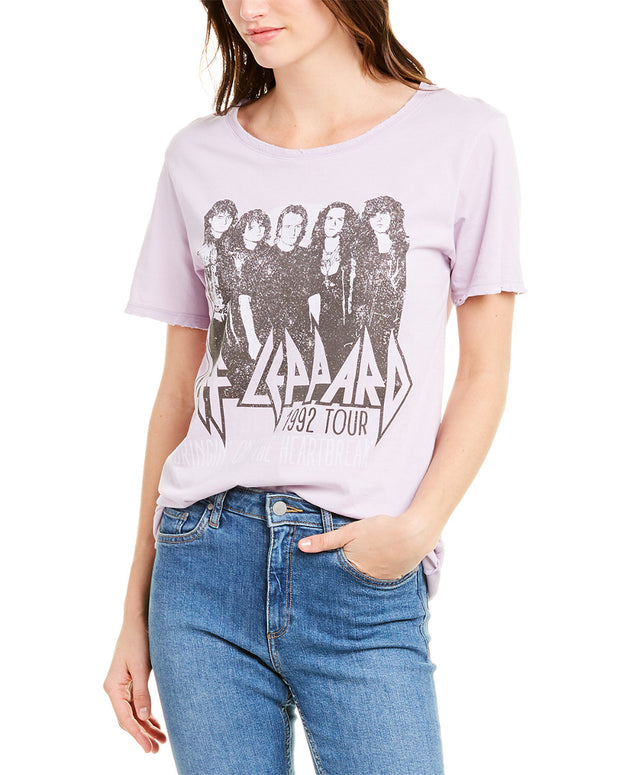 Recycled Karma Leppard T-Shirt