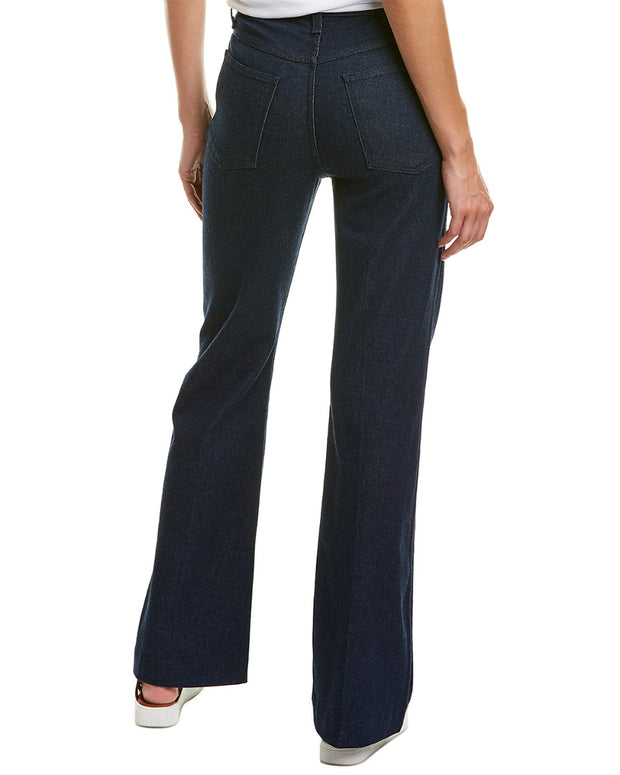 Rag & Bone Jean Dark Blue Wide Leg