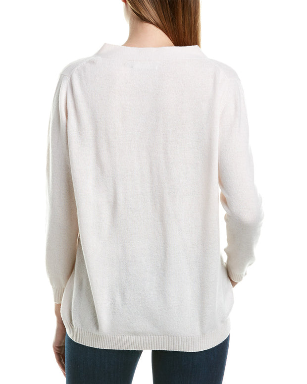 Brodie Cashmere Miss Daisy Cashmere Sweater