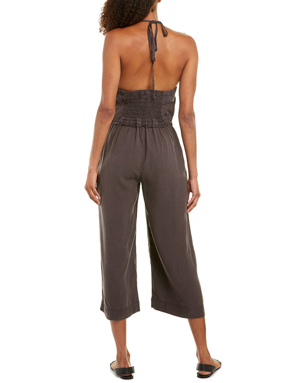 Bella Dahl Cropped Jumpsuit