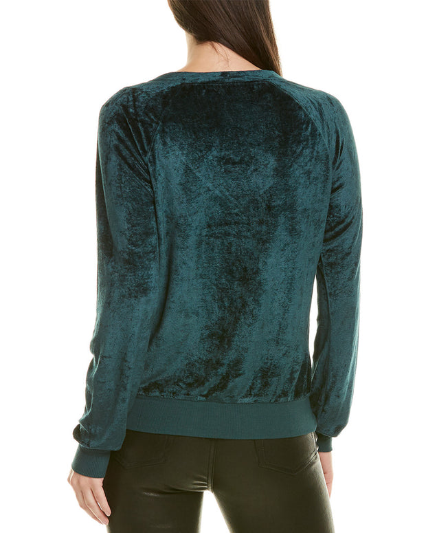 Michael Stars Velour Top
