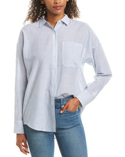 Atm Anthony Thomas Melillo Boyfriend Shirt