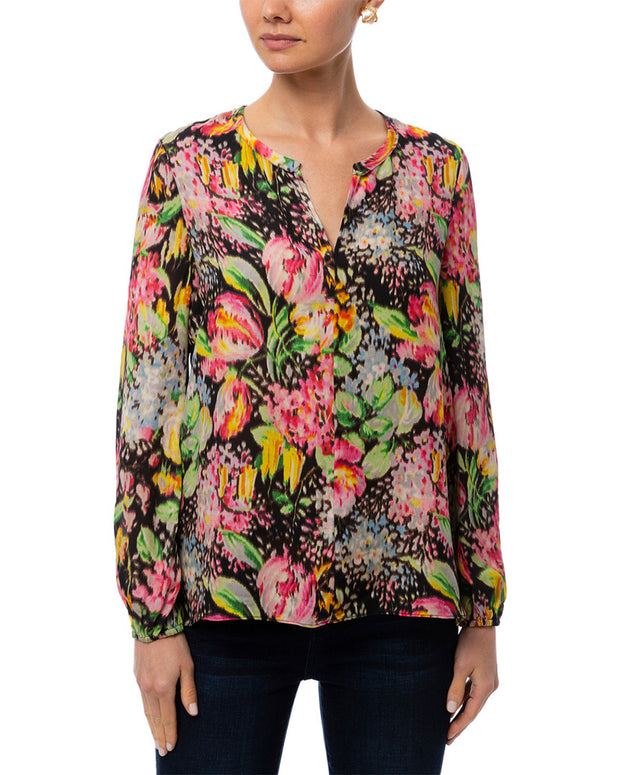 Kobi Halperin Silk Top