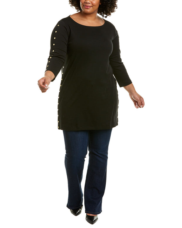 Joan Vass Plus Tunic