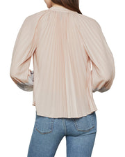 Bcbgmaxazria Pleated Top