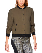 Alala Quilted Bomber Jacket
