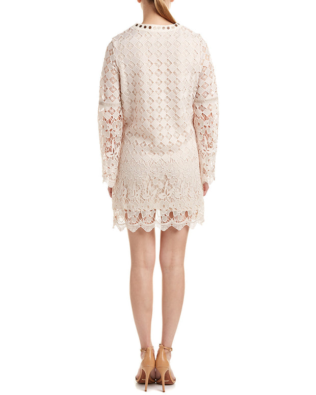 Allison New York Lace Shift Dress
