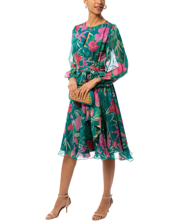 Beulah Silk Dress