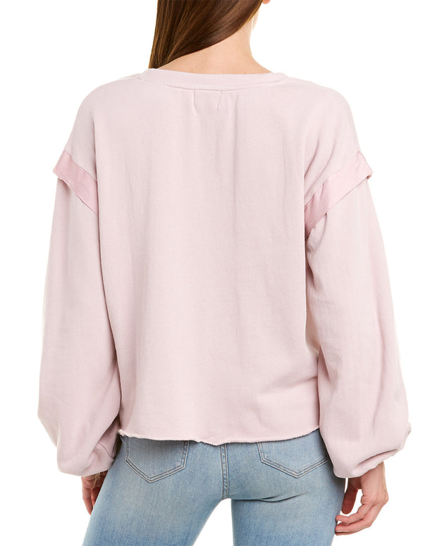 Nation Ltd Aerin Peasant Sweatshirt