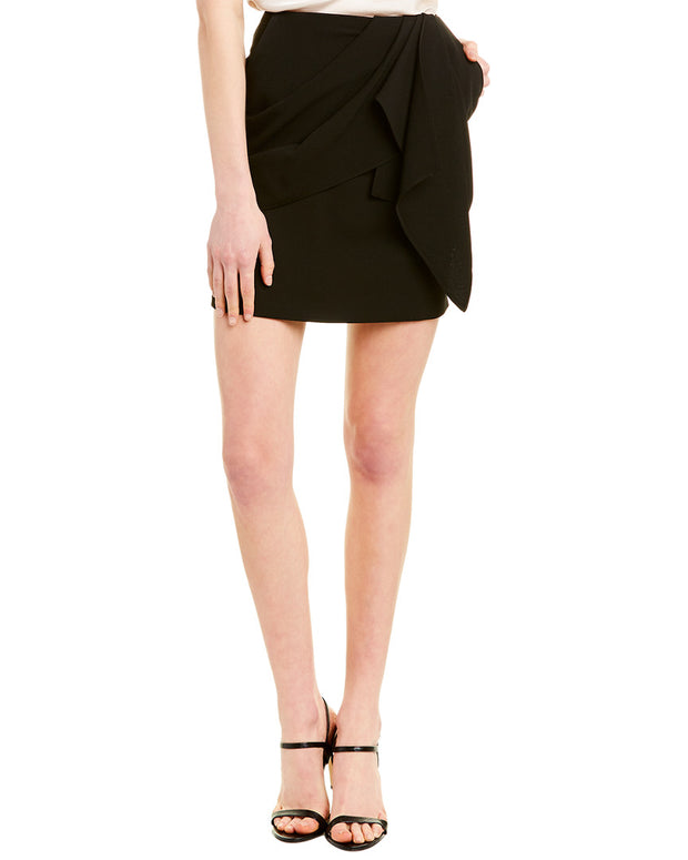 The Kooples Marta Crepe Skirt