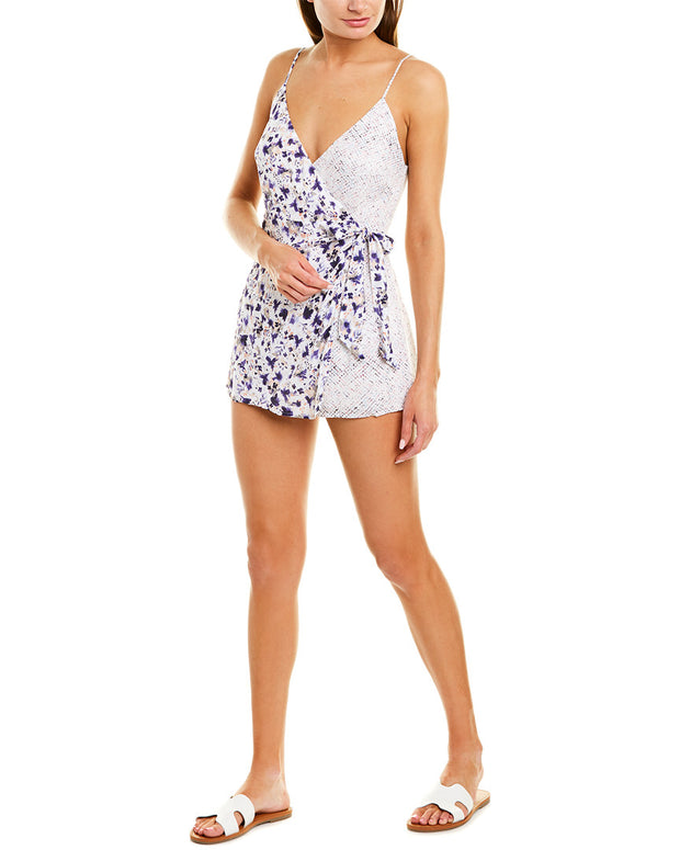 L*Space Wraparound Romper
