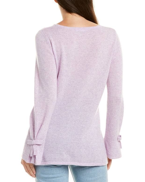 Hannah Rose Cashmere Top