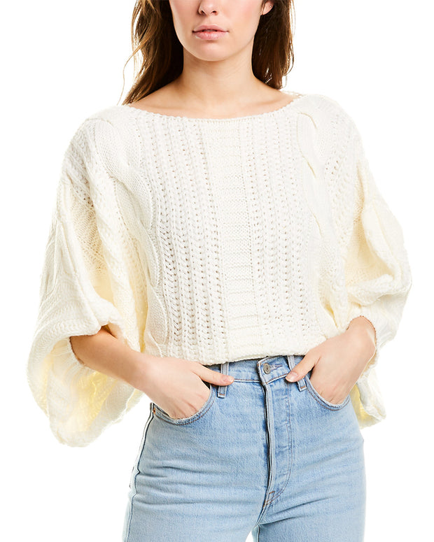 Lumiere Batwing Sweater
