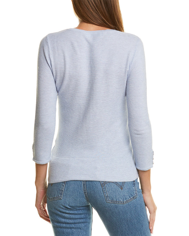 Scott & Scott London Brooke Silk-Blend Sweater