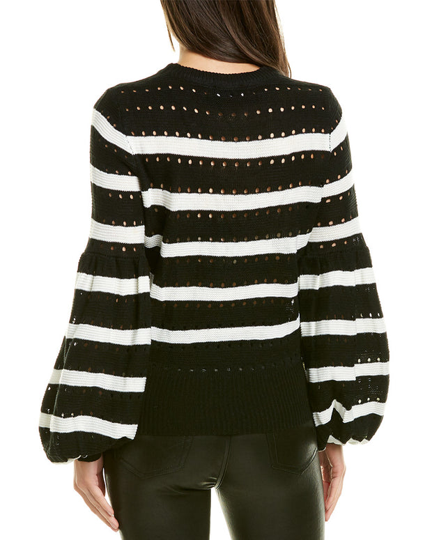 Dnt Bishop Sleeve Sweater