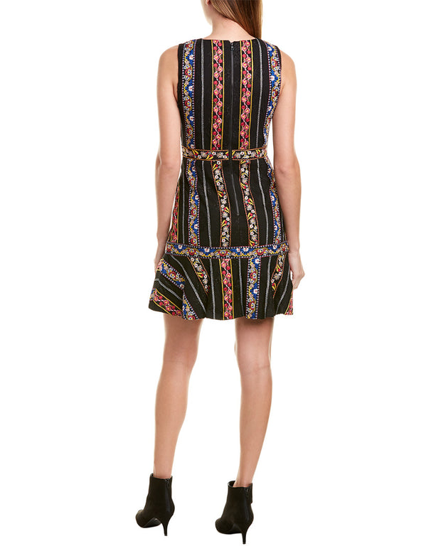 Alice + Olivia Imani A-Line Dress