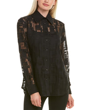 Lafayette 148 New York James Blouse
