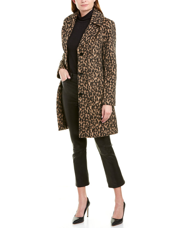 Kate Spade New York Wool-Blend Coat