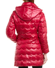 Kate Spade New York Quilted Down Coat