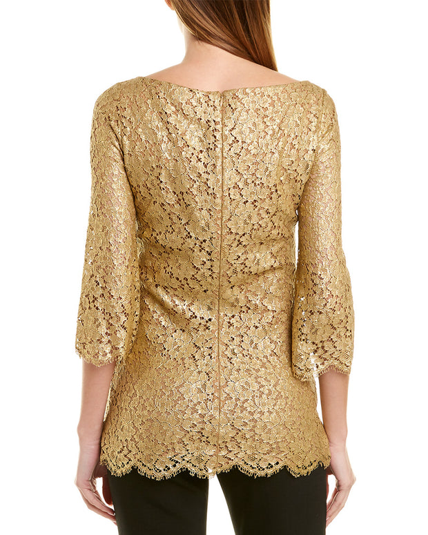 Michael Kors Collection Silk-Lined Tunic