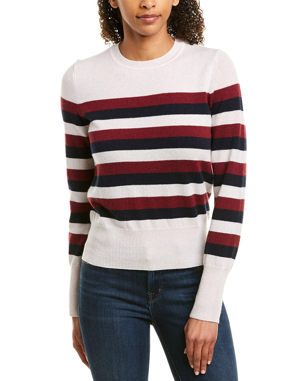 Equipment Cielle Wool & Cashmere-Blend Sweater