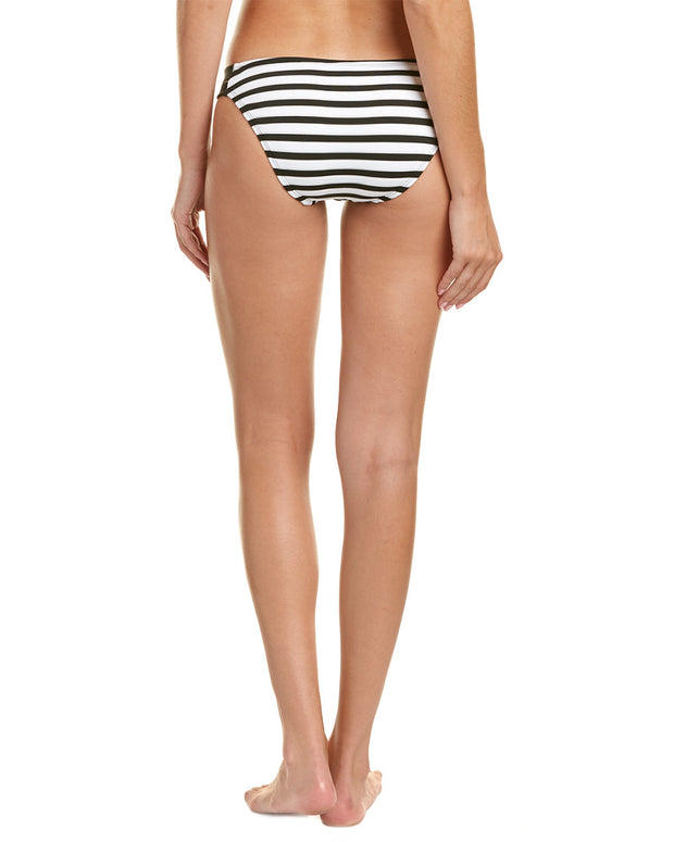 La Blanca Mime Cutout Hipster Bottom