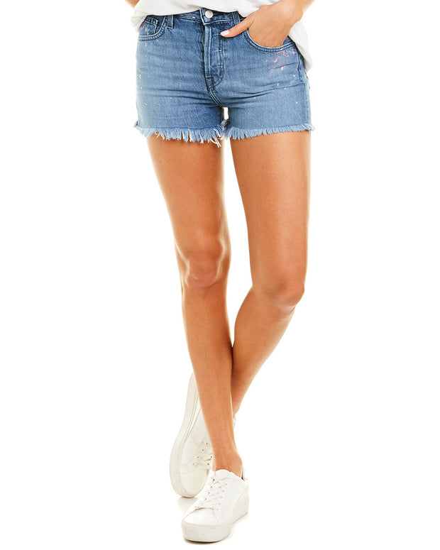 J Brand Gracie Portrait High-Rise Short