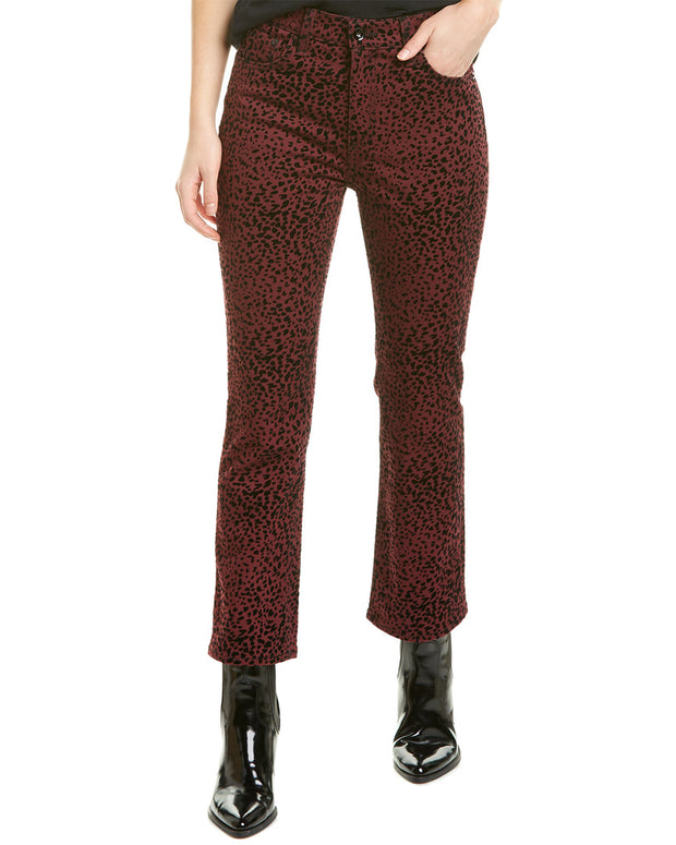 Rag & Bone Hana High Rise Slim Crop