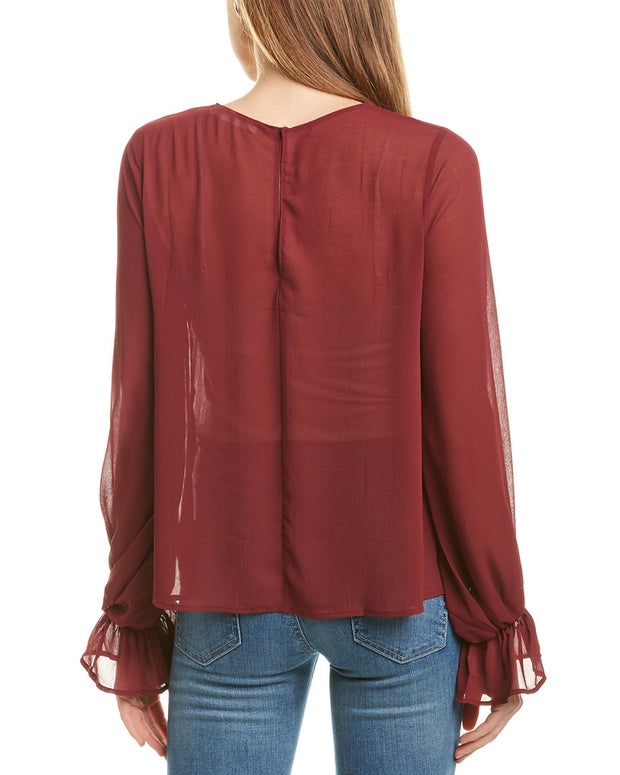 Lush Flare Top