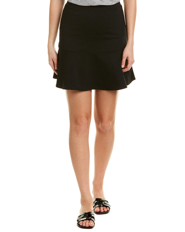 David Lerner Fluted Skirt