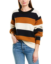 A.L.C. Savannah Wool & Cashmere-Blend Sweater