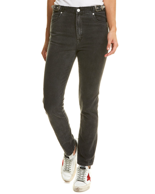 Blank Nyc The Bleecker Toxic Traits Straight Leg Jean