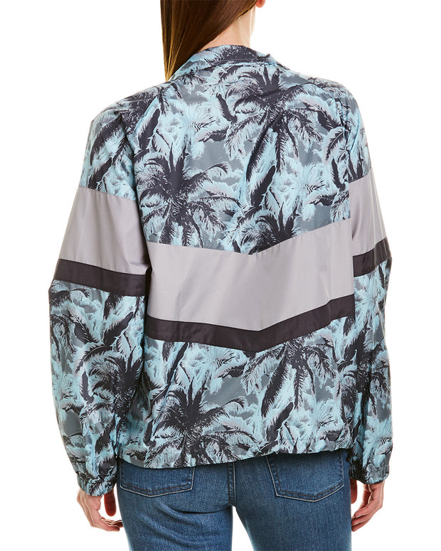 Monrow Palm Windbreaker